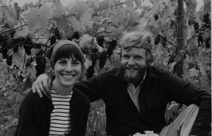 Eola-Amity Hills History Oregon Wine