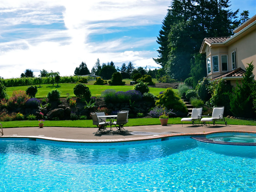 Methven Estate Villa Stay Oregon Wine Country Eola-Amity Hills